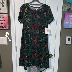 Lularoe Carly Dress NWT